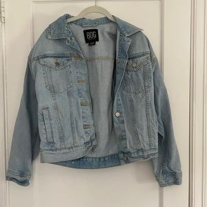 Urban Outfitters Over-Sized Denim Jacket